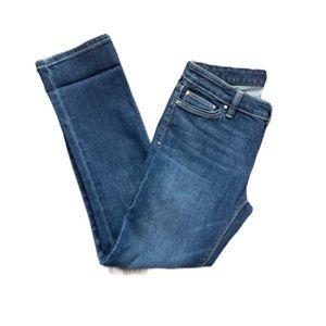 White House Black Market Crop Leg Jeans